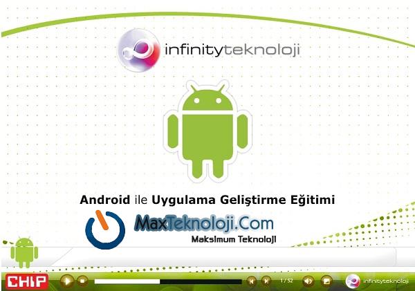 Android İle Uygulama Geliştirme Eğitimi
