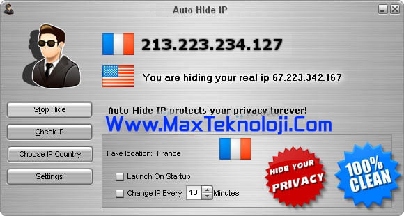 Auto Hide IP v5.3.4.2 Full