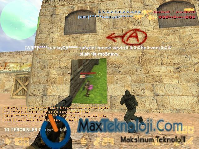 Counter Strike Source v1.8 Türkçe Full 2