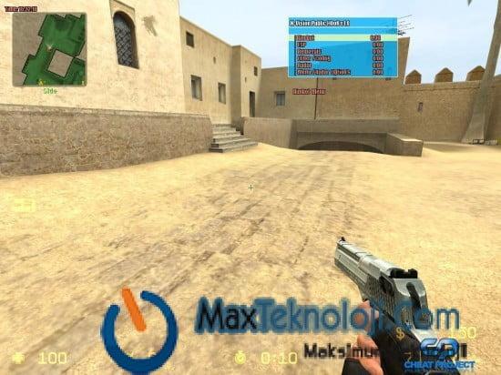 Counter Strike Source v1.8 Türkçe Full