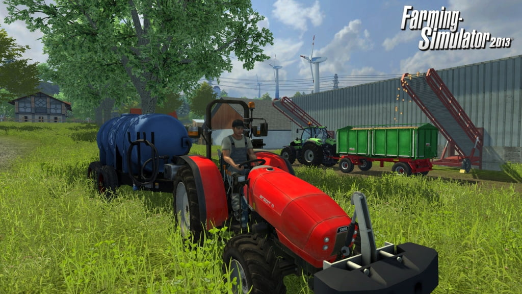 Farming Simulator 2013 Full 2