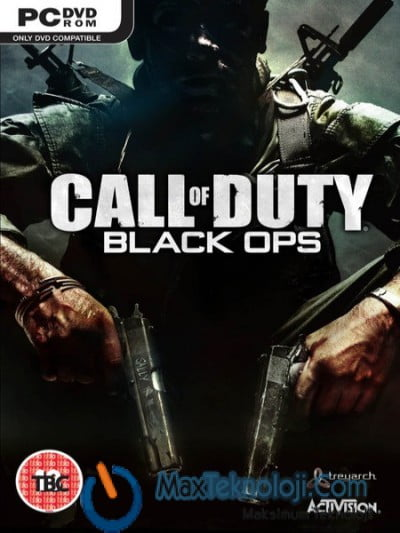 MaxTeknoloji.Com - Call of Duty Black Ops Full İndir