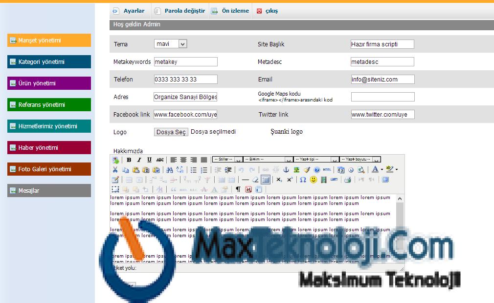 MaxTeknoloji.Com-Kurumsal-Script-Firma-Scripti-Kurumsal-Firma-Scripti-2