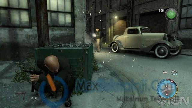 MaxTeknoloji.Com - Mafia 2 Full Oyun Tek Part İndir 3