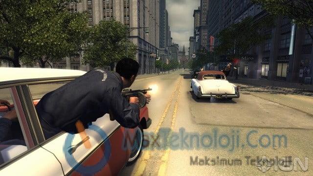 MaxTeknoloji.Com - Mafia 2 Full Oyun Tek Part İndir 5