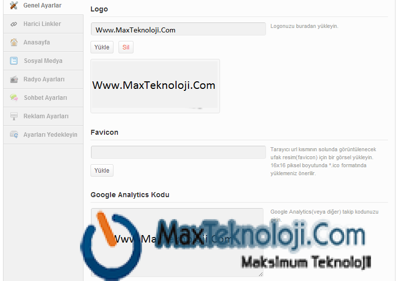 MaxTeknoloji.Com - WordPress Radyo Teması - Radyo Teması - Ücretsiz WordPress Radyo Teması