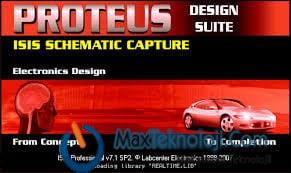 Proteus 7.9 Full İndir - Elektronik Devre Şeması Hazırlayıcı