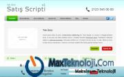 Tekli Ürün Satış Scripti