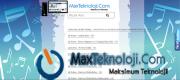 Www.MaxTeknoloji.Com - Müzik Dinletme Scripti - Mp3 Scripti - Script - PHP Script - ASP Script