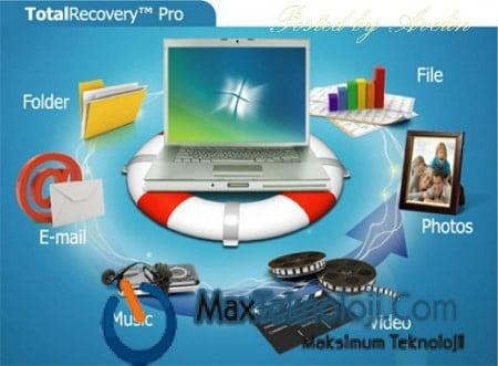 Www.MaxTeknoloji.Com - TotalRecovery Pro v9.1 20130515 Full İndir - Program - Teknoloji - Script - Tema - Oyun