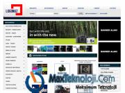 Www.MaxTeknoloji.Com - Ücretsiz PHP Seri İlan Scripti - Program - Teknoloji - Script - Tema - Oyun