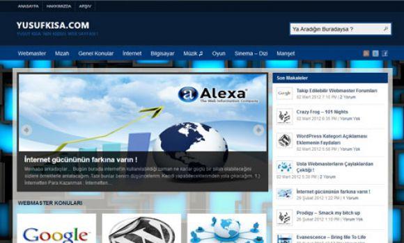 Ücretsiz WordPress Arras Teması