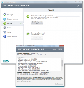 ESET Smart Security & NOD32 Antivirüs