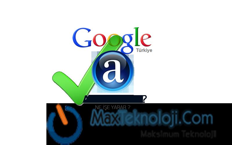 google-alexa-site-dogrulama-nasil-yapilir