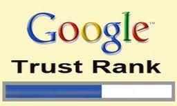 google-trunst-rank