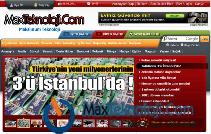script, haber sitesi scripti, ücretsiz haber sitesi scripti